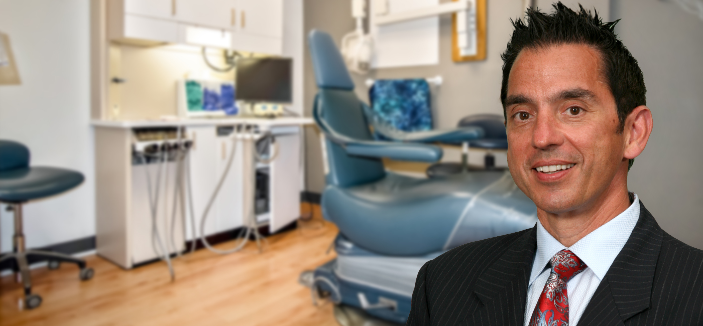 Franklin Park periodontist Doctor Bruce Abdullah